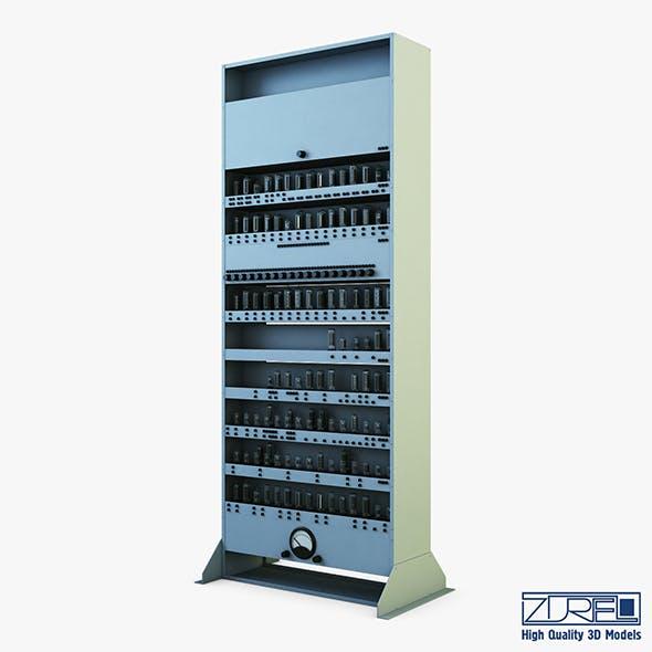Vacuum Tube Computer v 1 - 3DOcean Item for Sale