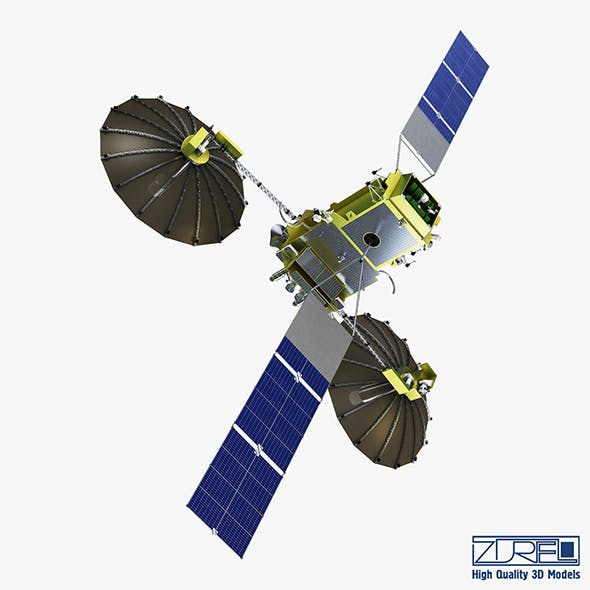 Artificial Satellite Loutch 5V