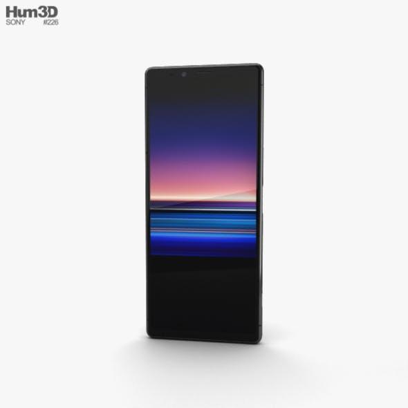 Sony Xperia 1 Black