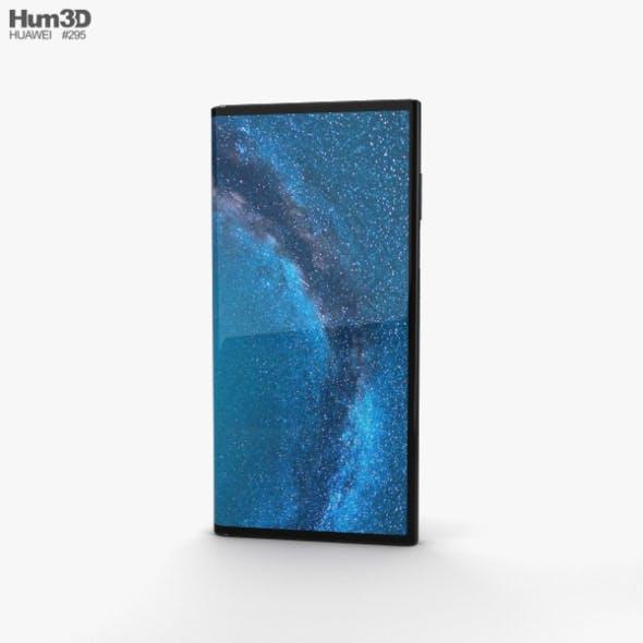 Huawei Mate X Interstellar Blue