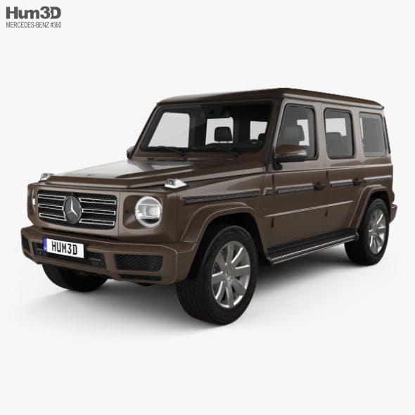 Mercedes-Benz G-class (W463) 2019