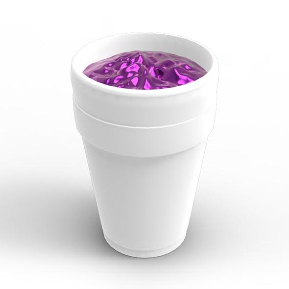 Lean Cup - 3DOcean Item for Sale