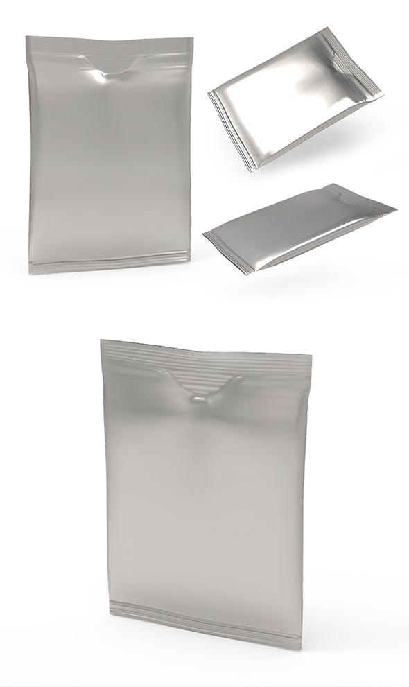 Plastic Bag - 3DOcean Item for Sale