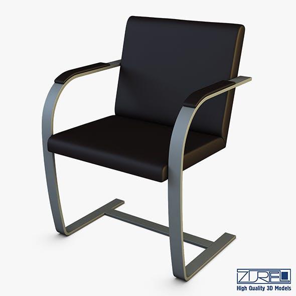 Brno Ludwig Mies Van Der Rohe-1929 - 3DOcean Item for Sale