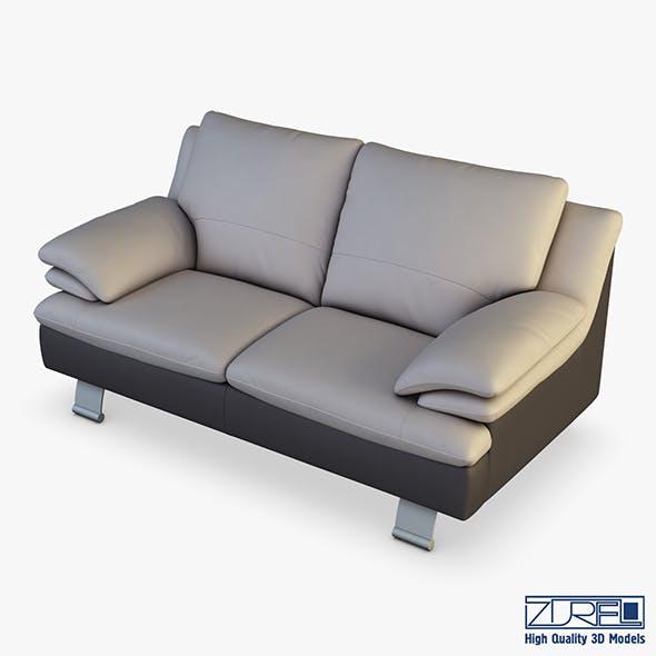 Z742 sofa v 2 177cm - 3DOcean Item for Sale