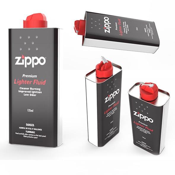 Zippo Lighter Fluid - 125ml