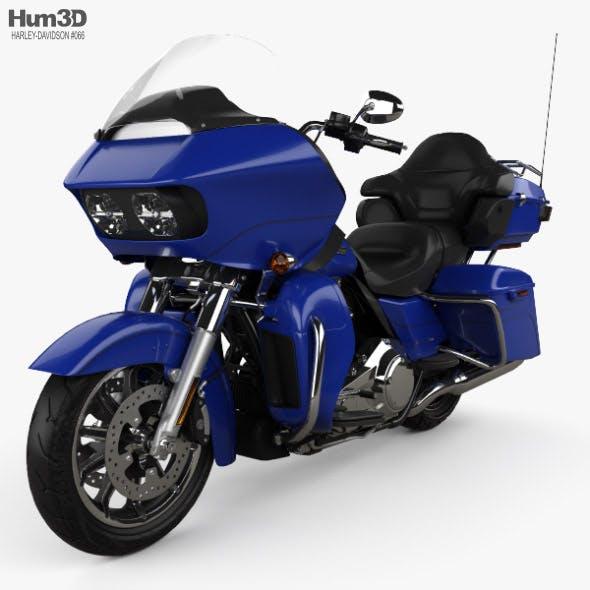 Harley-Davidson Road Glide Ultra 2018 - 3DOcean Item for Sale
