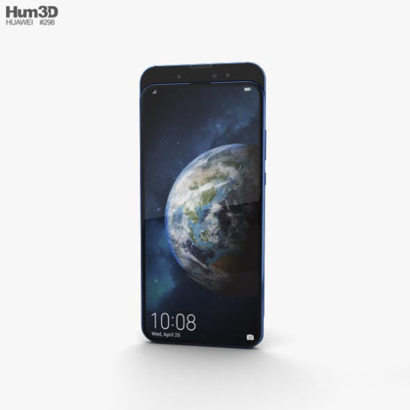Honor Magic 2 Gradient Blue