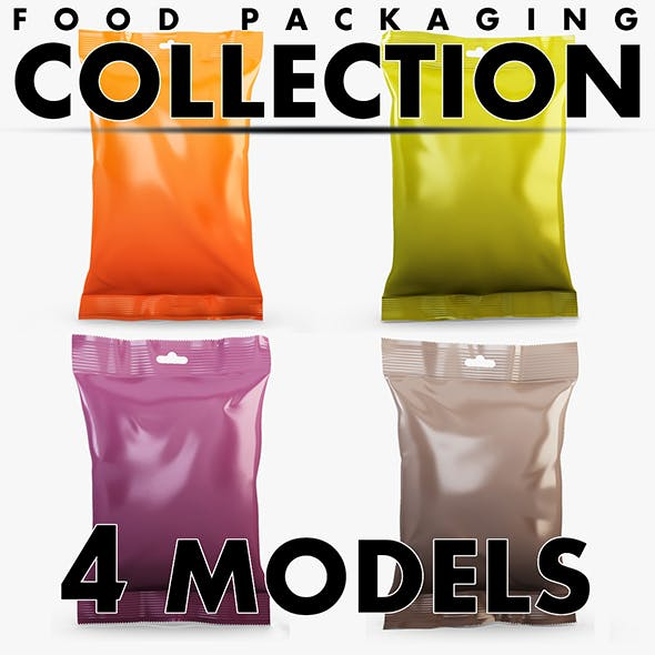 Food packaging collection volume 3