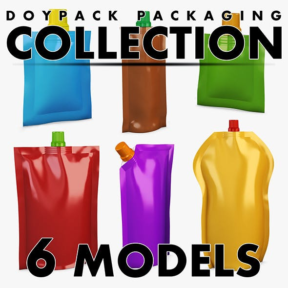 DoyPack Packaging collection volume 1