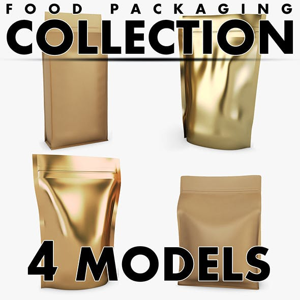 Food packaging collection volume 4