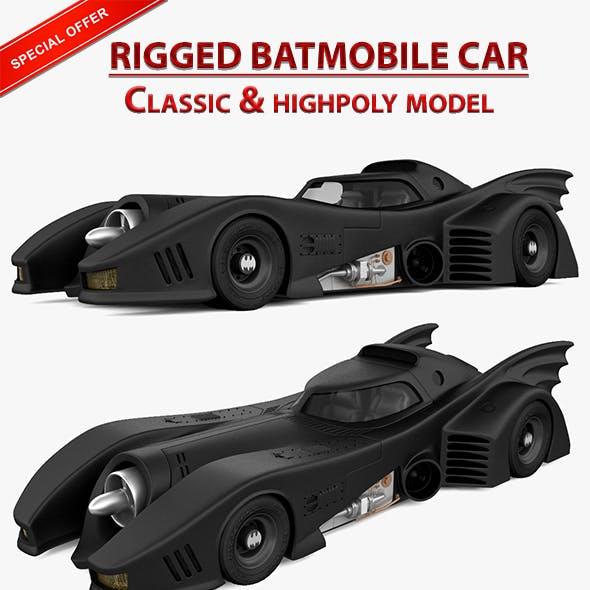 Batmobile vehicle