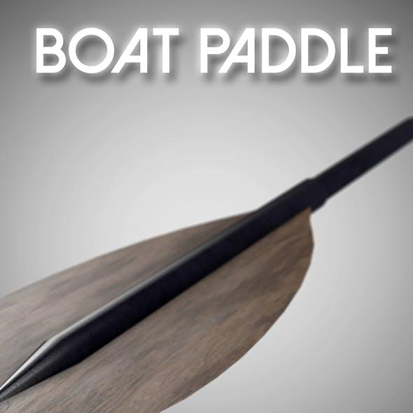 Boat Paddle