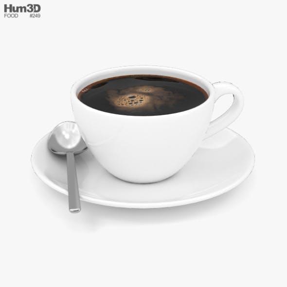 Black Coffee - 3DOcean Item for Sale
