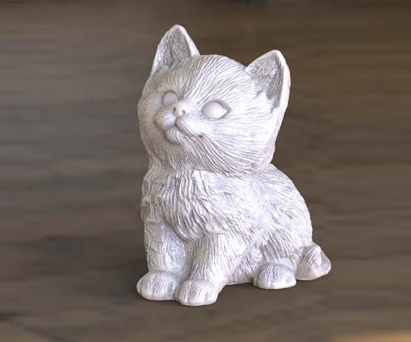 Cat - 3DOcean Item for Sale