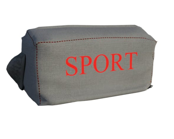 Gym Bag - 3DOcean Item for Sale