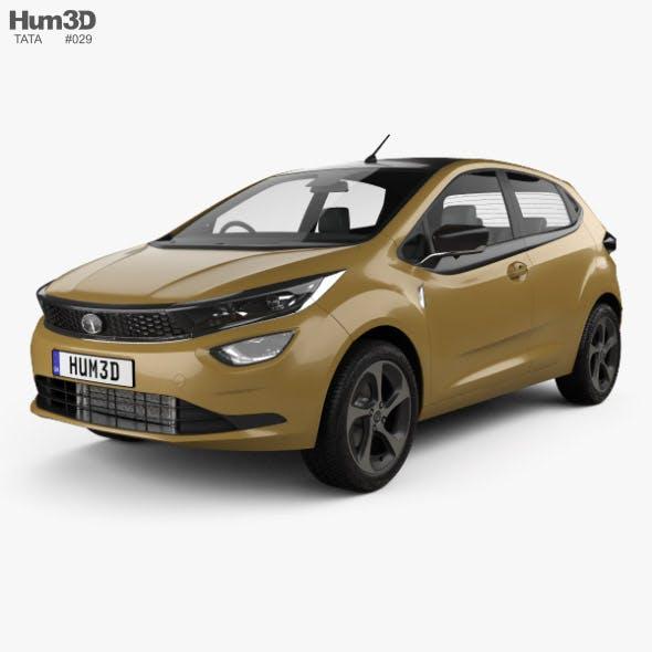 Tata Altroz 2020 - 3DOcean Item for Sale