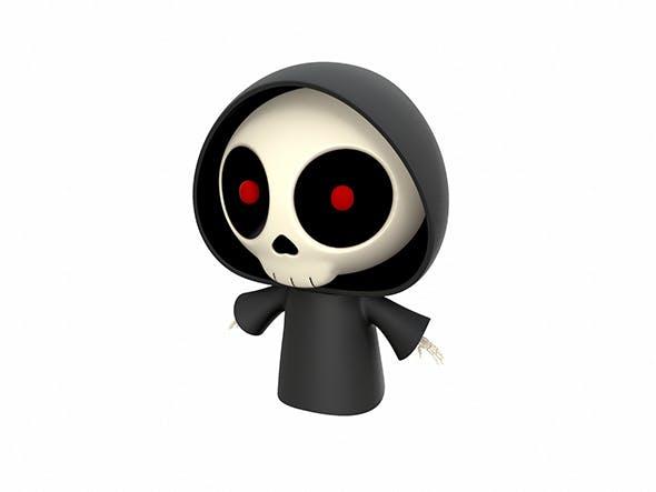 Reaper Character - 3DOcean Item for Sale