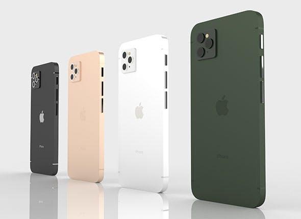 iPhone 11 Max - 3DOcean Item for Sale