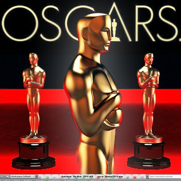Oscar statuette and bonus