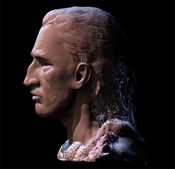 Liam Head model - 3DOcean Item for Sale