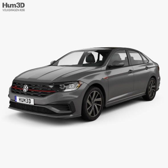 Volkswagen Jetta GLI US-spec 2018