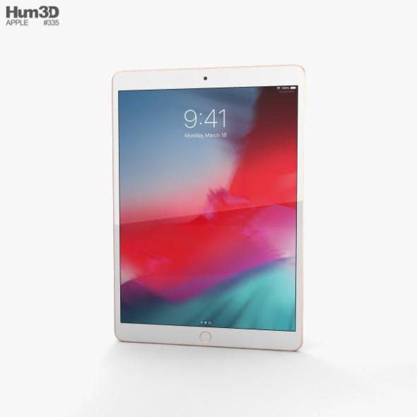 Apple iPad Air (2019) Gold - 3DOcean Item for Sale