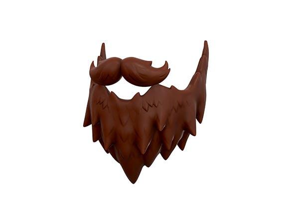 Beard - 3DOcean Item for Sale