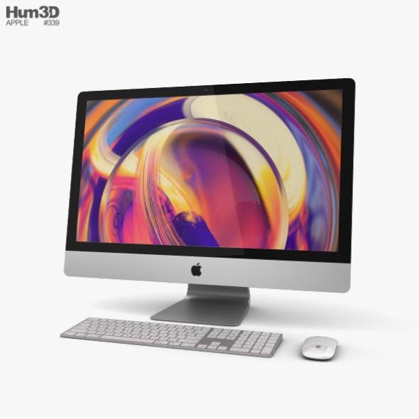 Apple iMac 27 (2019) - 3DOcean Item for Sale