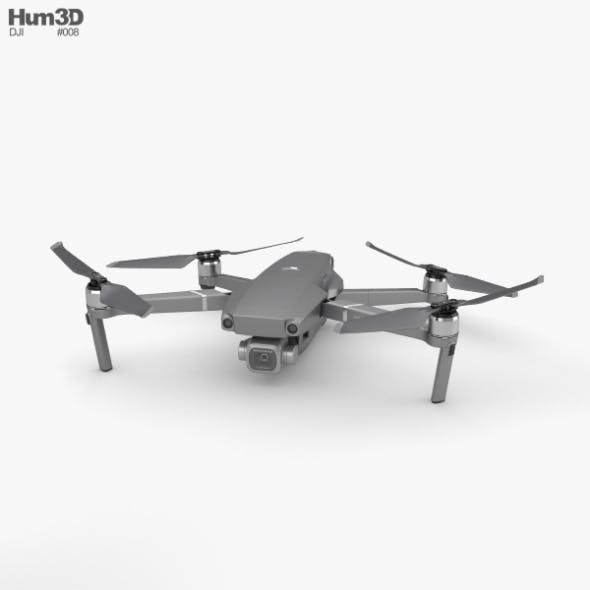 DJI Mavic 2 Pro - 3DOcean Item for Sale