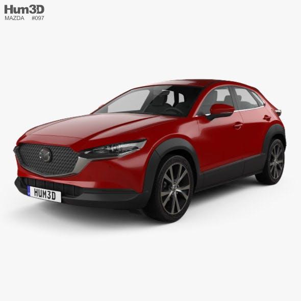 Mazda CX-30 2020 - 3DOcean Item for Sale