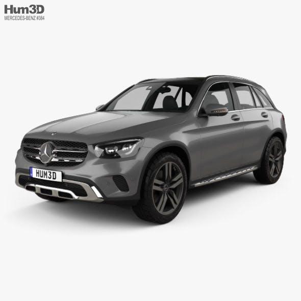 Mercedes-Benz GLC-class 2019 - 3DOcean Item for Sale