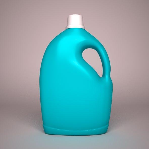 laundry liquid bottle - 3DOcean Item for Sale