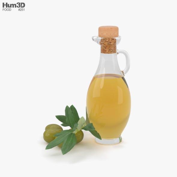 Olive Oil - 3DOcean Item for Sale