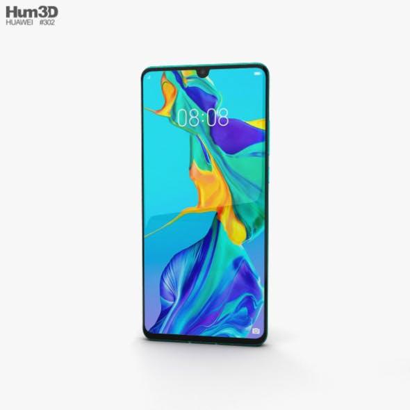 Huawei P30 Pro Aurora - 3DOcean Item for Sale