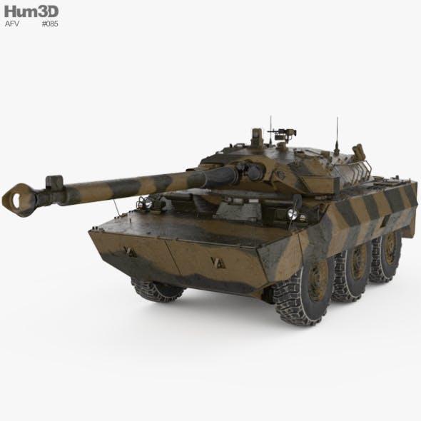AMX-10 RC - 3DOcean Item for Sale
