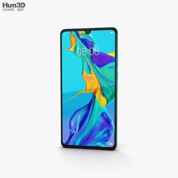 Huawei P30 Aurora - 3DOcean Item for Sale