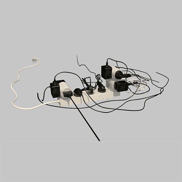 multiplug - 3DOcean Item for Sale