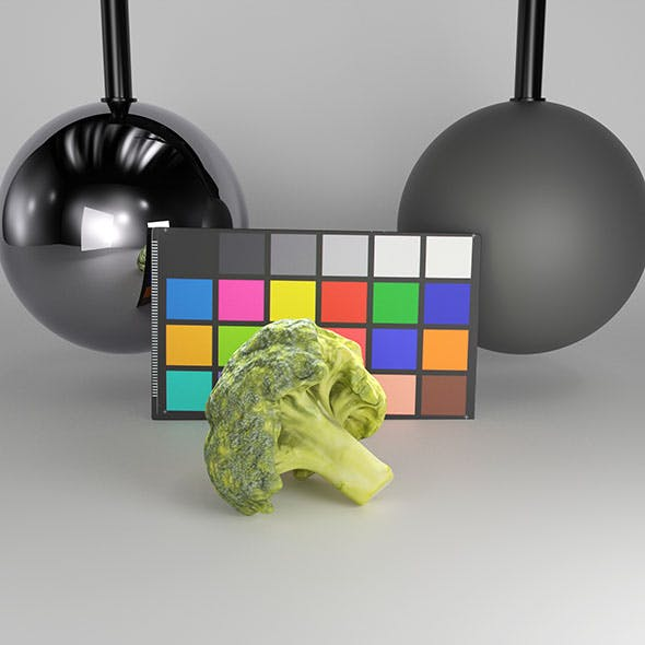 Bunch of broccoli 28 - 3DOcean Item for Sale