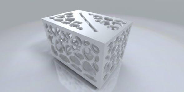 Wedding Box - 3DOcean Item for Sale