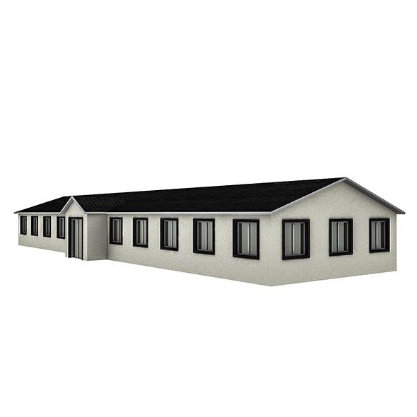 Modern Building 1 - 3DOcean Item for Sale