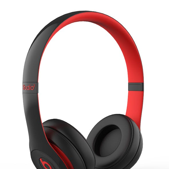Beats Red - Black