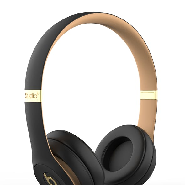 Beats Gold - Black