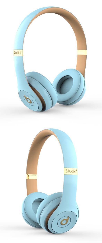Beats Gold - Blue - 3DOcean Item for Sale