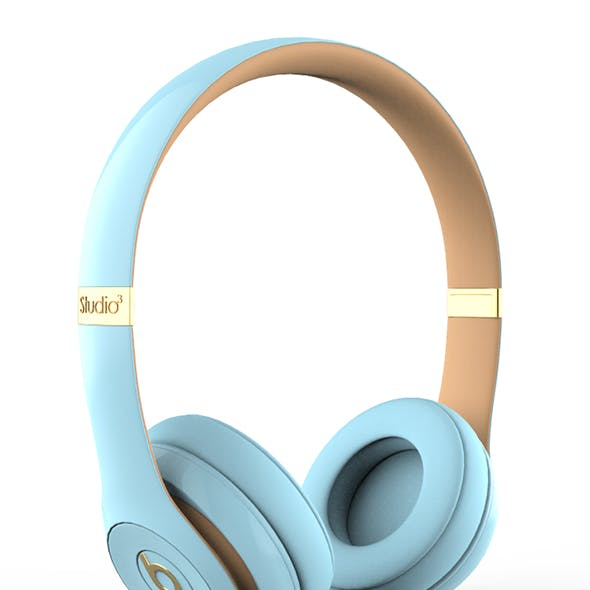 Beats Gold - Blue