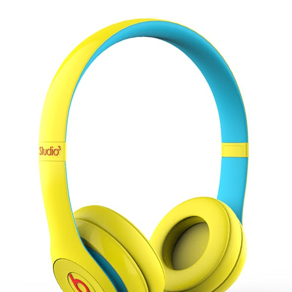 Beats Blue - Yellow