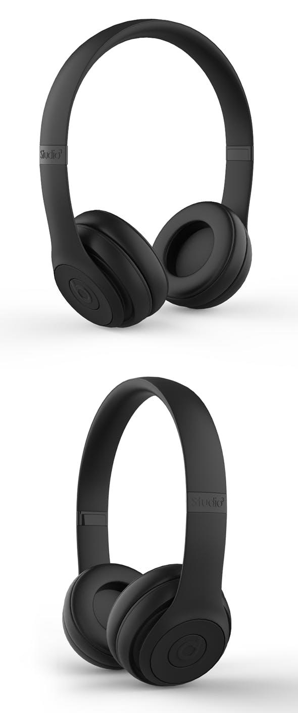 Beats Black - 3DOcean Item for Sale