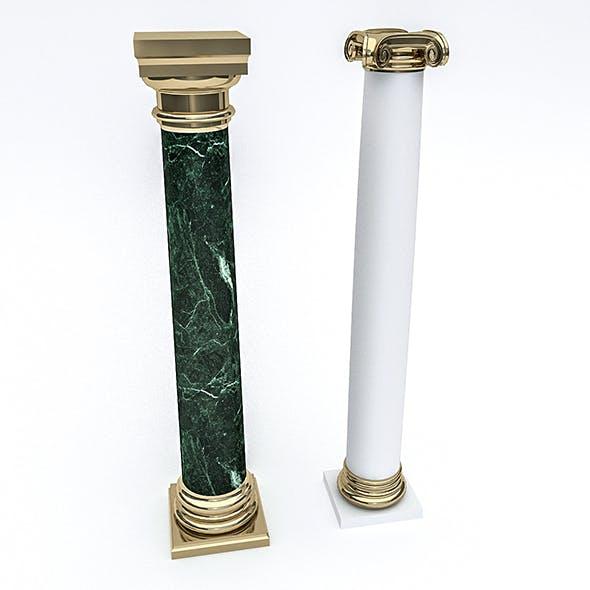 classic columns 2 - 3DOcean Item for Sale
