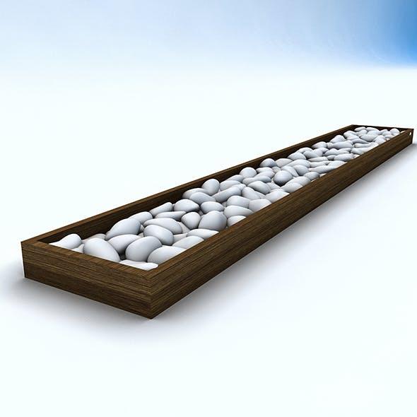 Decorative Pebbles - 3DOcean Item for Sale