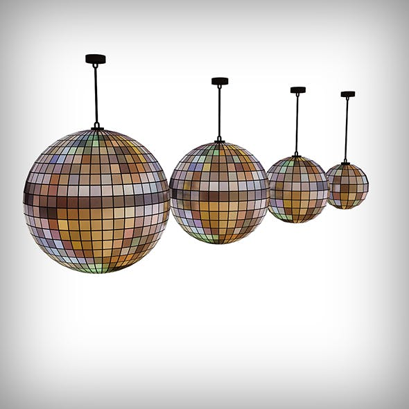 3D Disco Ball - 3DOcean Item for Sale
